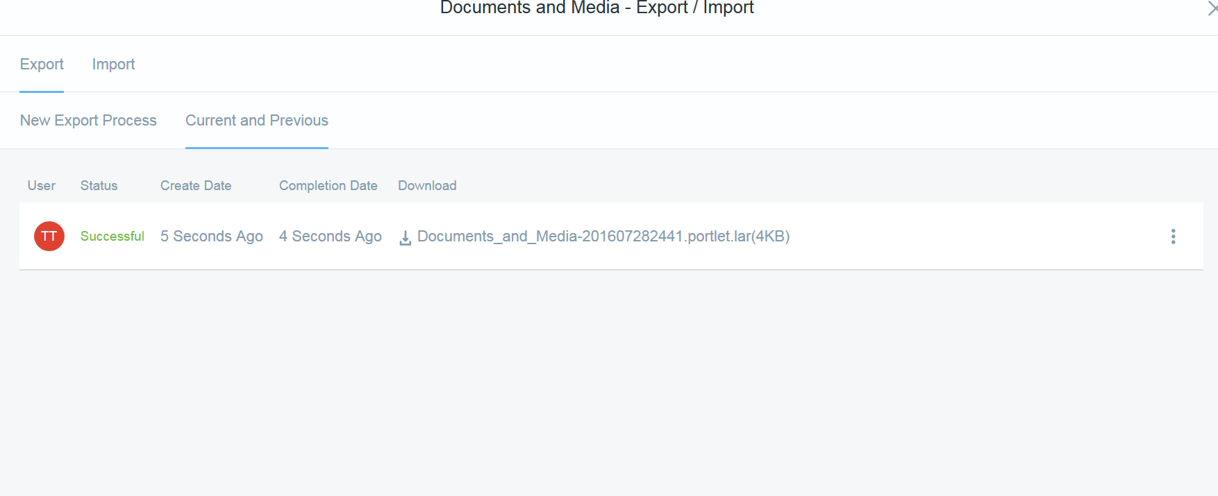 lps 53694 documents and media exporting lar throws rh issues liferay com