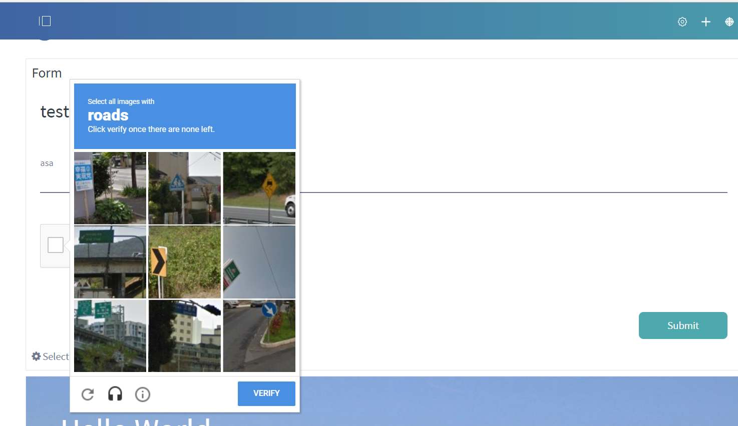 LPS-84381] reCaptcha keeps loading when you click on I'm not