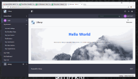 Place microblogs in dashboard.gif
