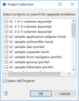 find upgrade problems-project selection.png