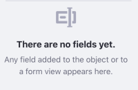 There are no fields yet_Message.png